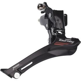 Shimano Tourney FD-A070 Voorderailleur 2x7-speed, black